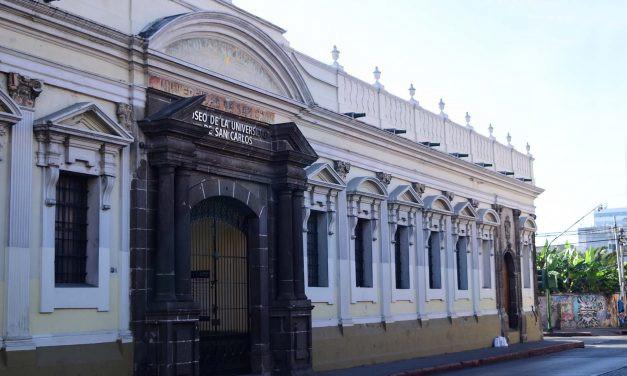 Museo de la Universidad de San Carlos de Guatemala