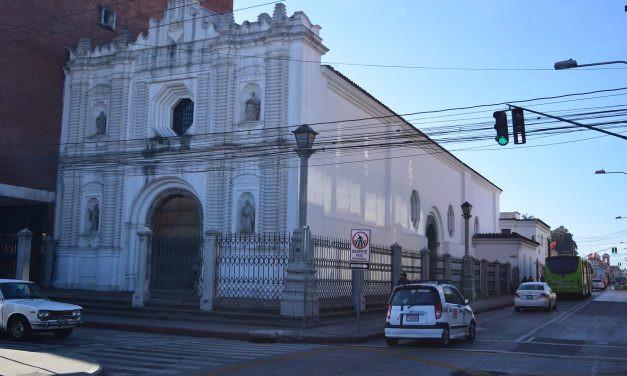 Iglesia San Miguel de Capuchinas