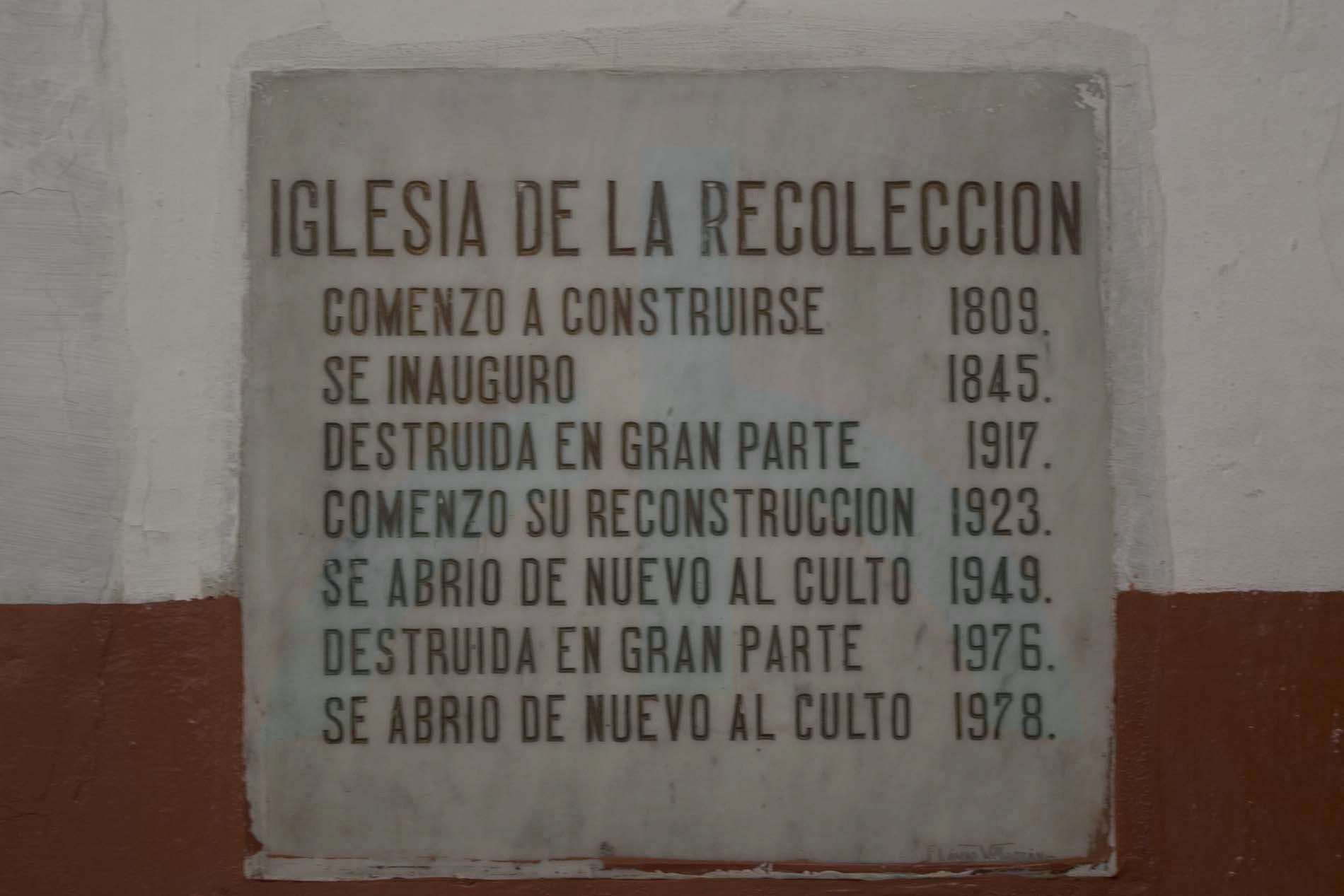 Recolección 11