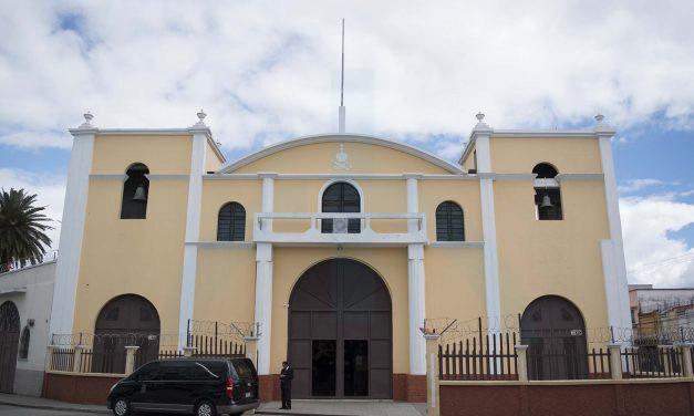 Rectoría Santuario Arquidiocesano del Señor San José