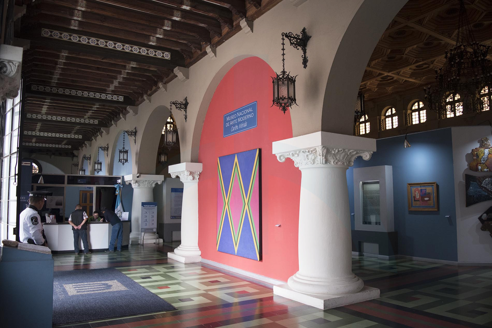 Museo de Arte Moderno Carlos Mérida