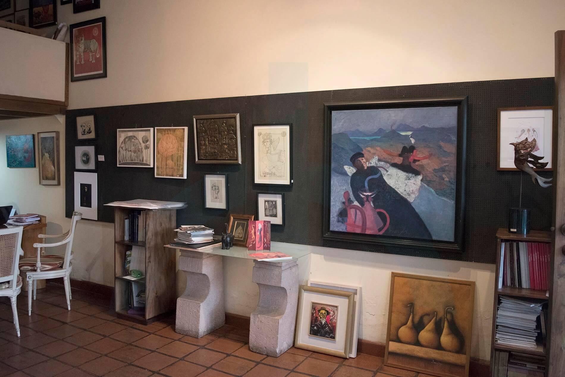 Galería de Arte Rocío Quiroa